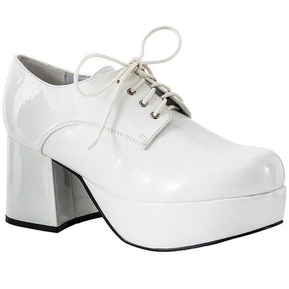 Ellie Other - Men's Disco Pimp Funky Platform Shoes